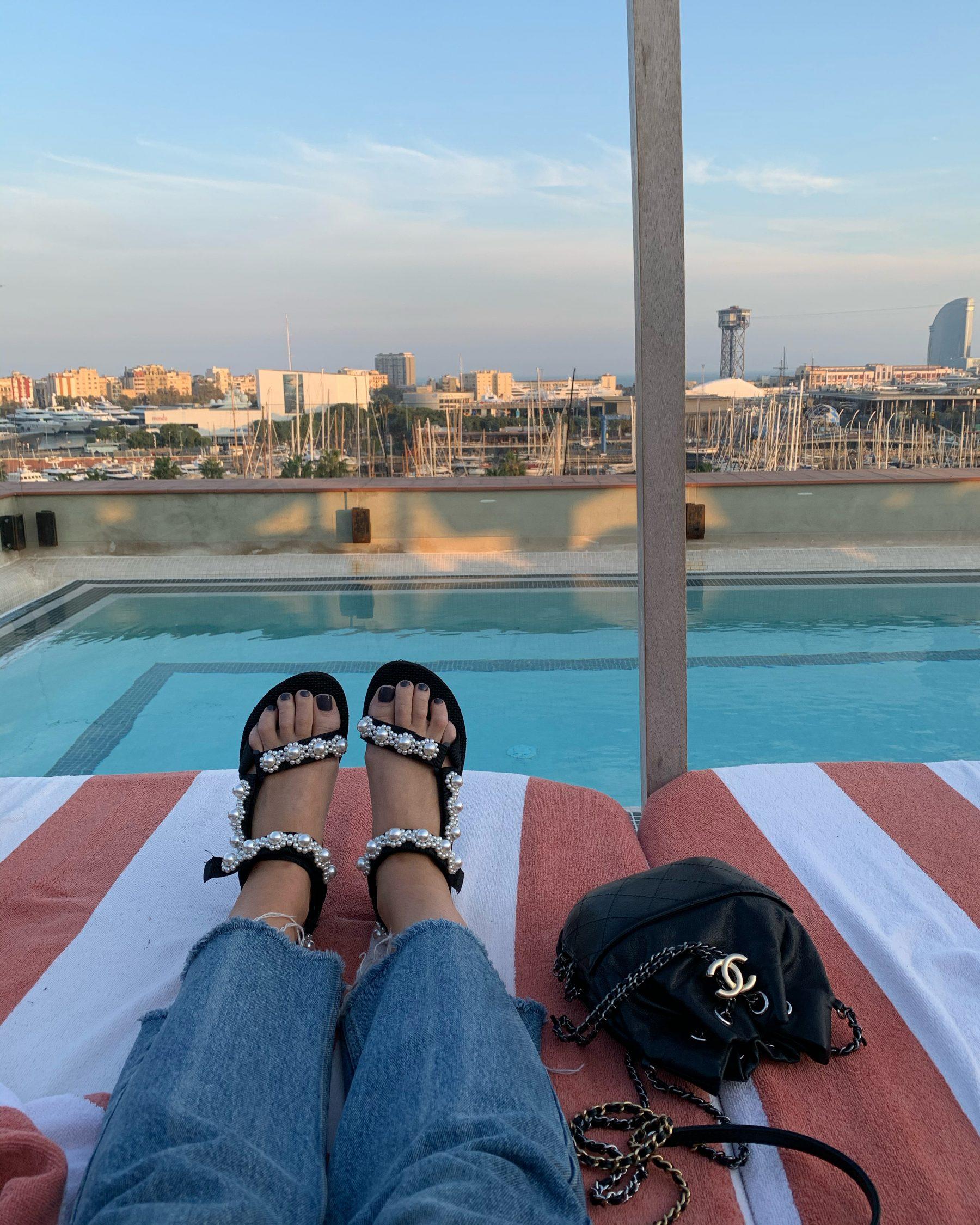 Emma Rose Style Barcelona Guide