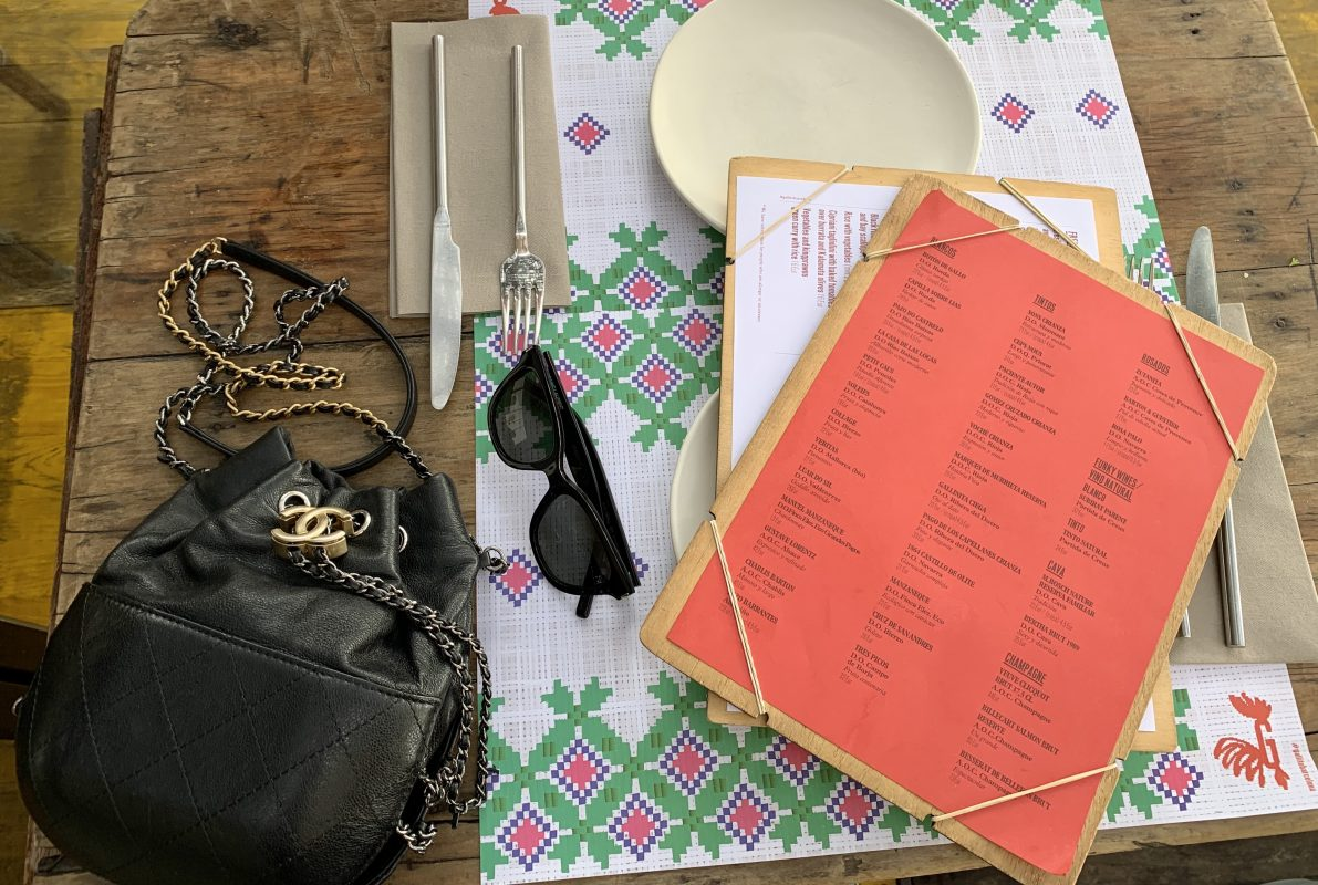 Where to eat Barcelona on Emma Rose Style