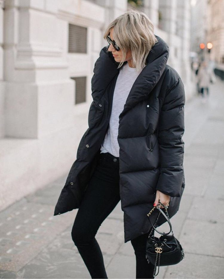 The Puffer Jacket Edit Emma Rose Style