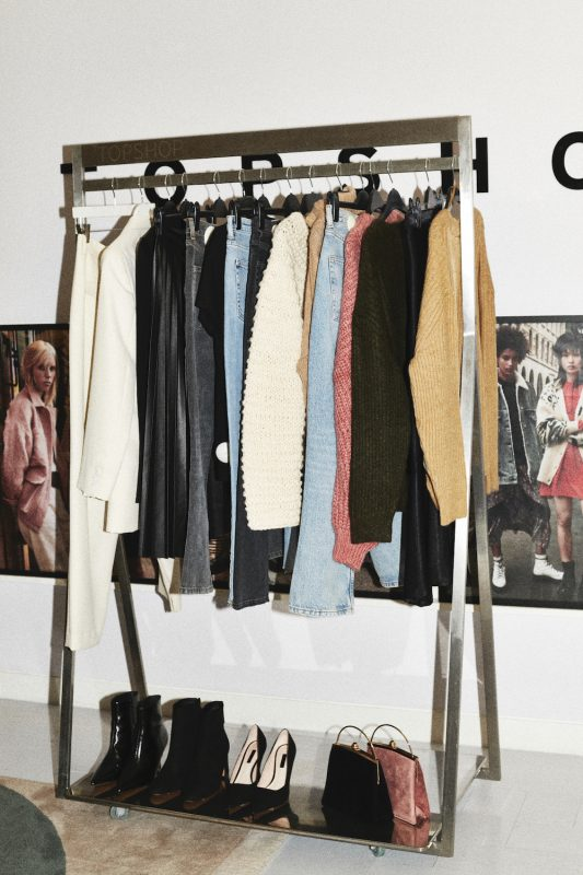 how to shop Topshop in your 30's emma rose style
