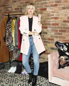 Pink Blazer Emma Rose Style