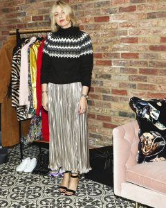 Saloni Skirt on Emma Rose Style