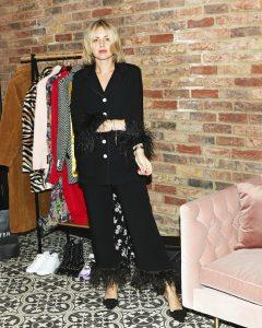 Sleeper Pyjama suit emma rose style