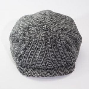 Bespoke Flat Cap on Emma Rose Style