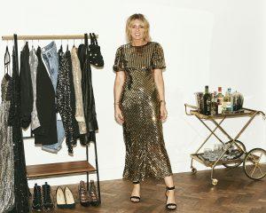 Rixo Sequin Dress on Emma Rose Style