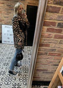 Leopard Print Blaze Milano on Emma Rose Style