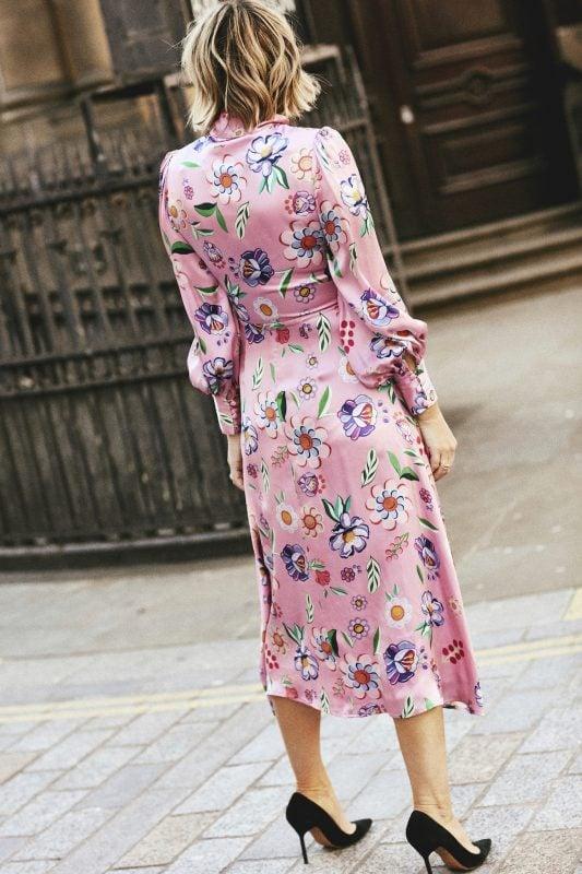 Olivia Rubin Flower Dress on Emma Rose Style