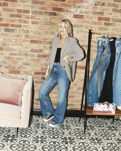 Topshop Jeans on Emma Rose Style