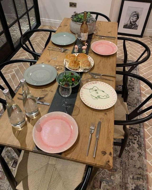 The coolest Tableware on Emma Rose Style