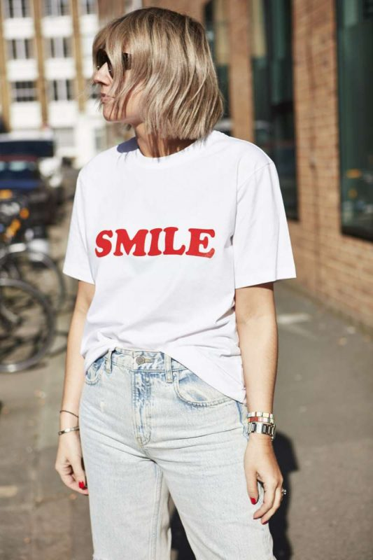 Cool Tees to wear now on emma rose style
