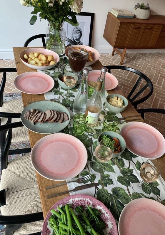 Tablescape Inspo on Emma Rose Style