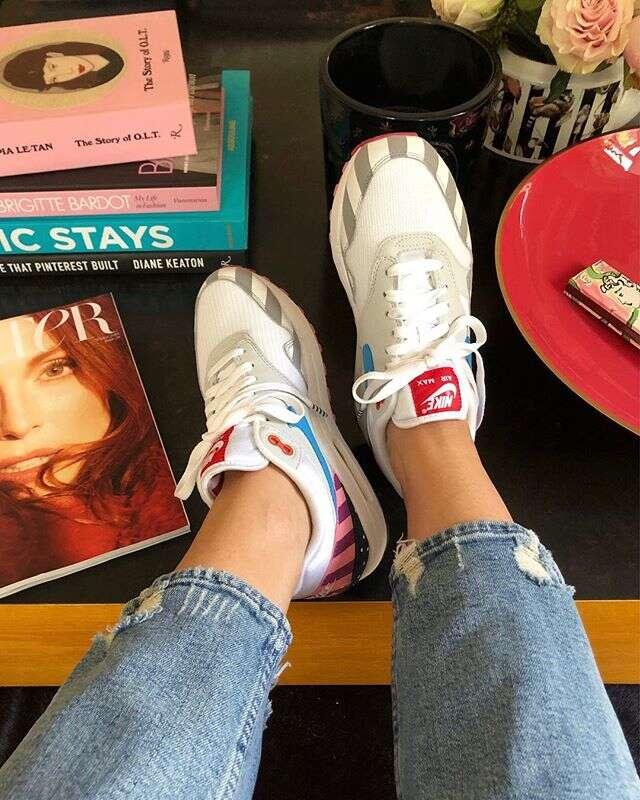 Nike x Parra Emma Rose Style