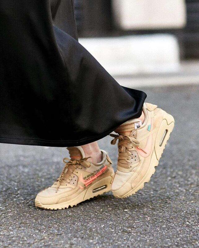 Nike x Off White Emma Rose Style