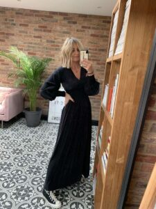 Black & Other Stories Dress on Emma Rose Style