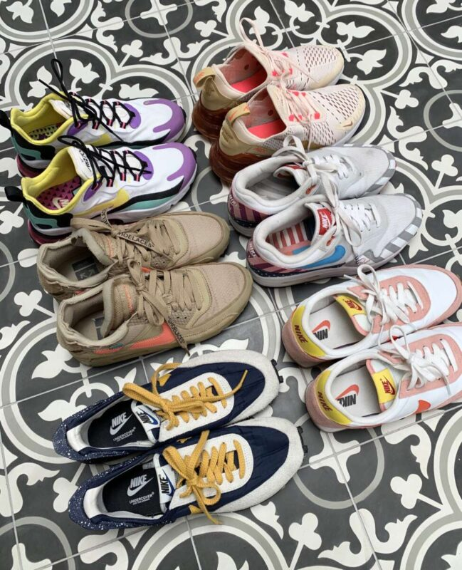 My Nike collection Emma Rose Style