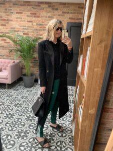 Adidas Originals Tracksuit Bottoms on Emma Rose Style