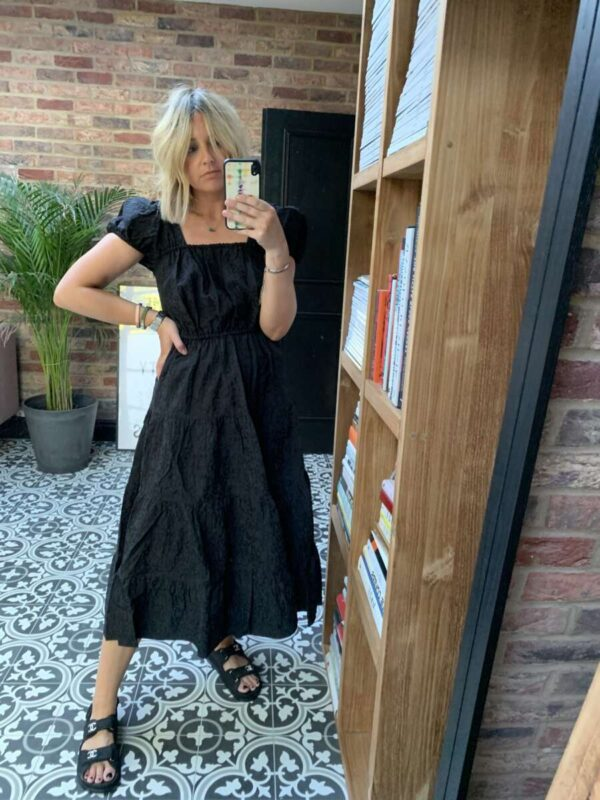 & other stories dress emma rose style