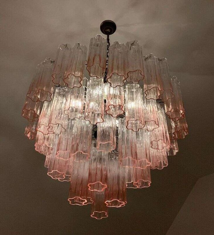 Pink Soho Home Light on Emma Rose Style