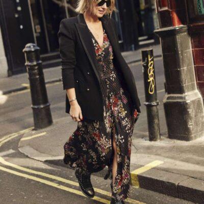 Saloni Dress on Emma Rose Style