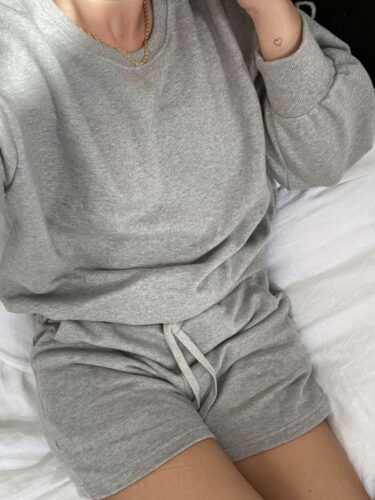 The best sweatshirt short sets on Emma Rose Style