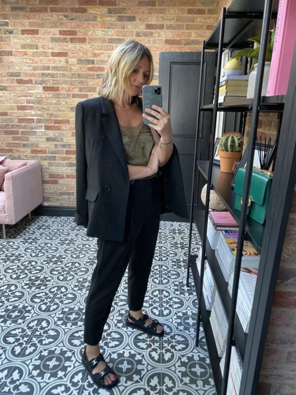 How to style suits in the summer Emma Rose Style
