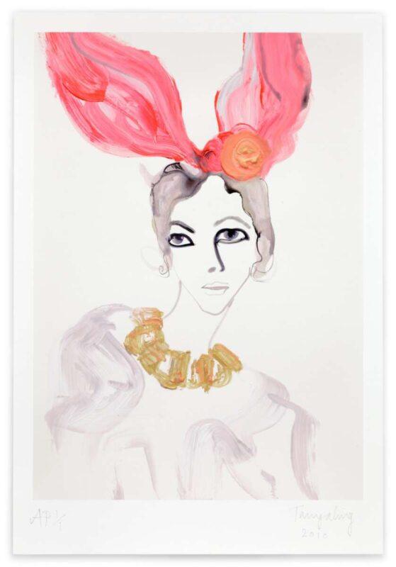 Tanya Ling Emma Rose Style