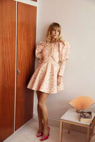 Emma Rose Style Rotate by Birger Christensen Edit