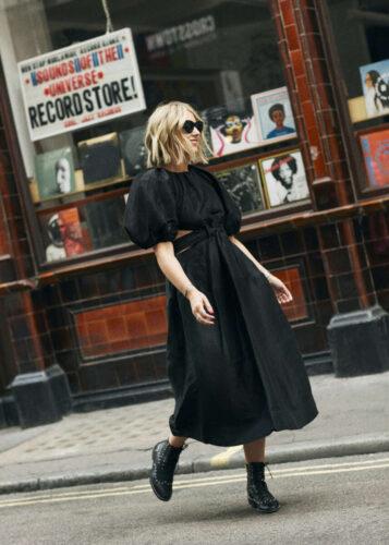 AJE DRESS ON EMMA ROSE STYLE