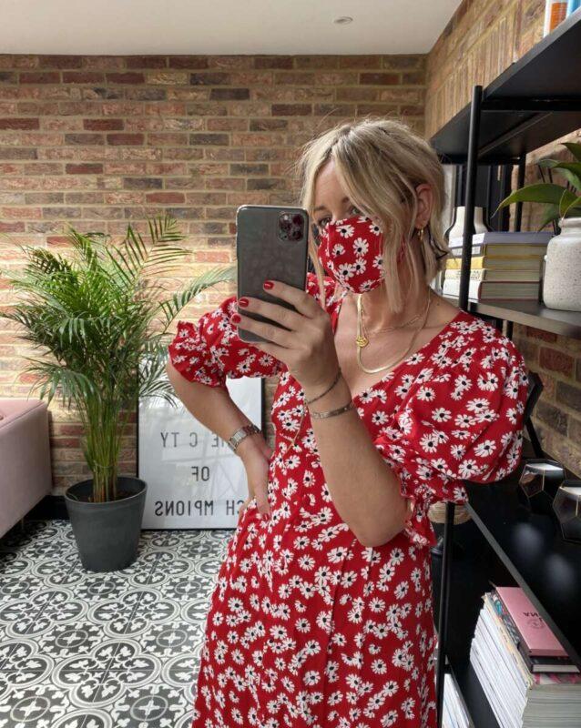 stylish masks on emma rose style