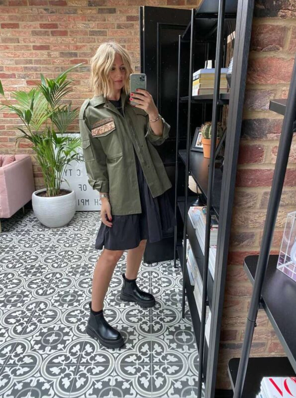 & OTHER STORIES CHELSEA BOOTS ON EMMA ROSE STYLE