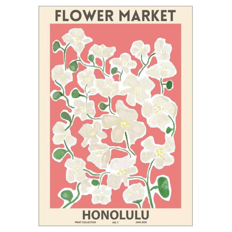 Astrid Wilson Flower Market on Emma Rose Style