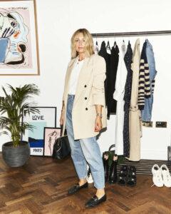 Frankie Shop Blazer on Emma Rose Style