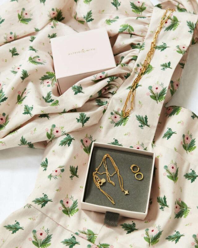 Astrid & Miyu Necklaces on Emma Rose Style