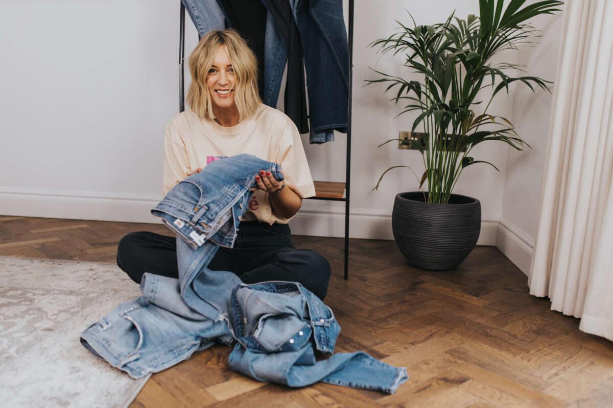 A/W 20 DENIM EDIT ON EMMA ROSE STYLE