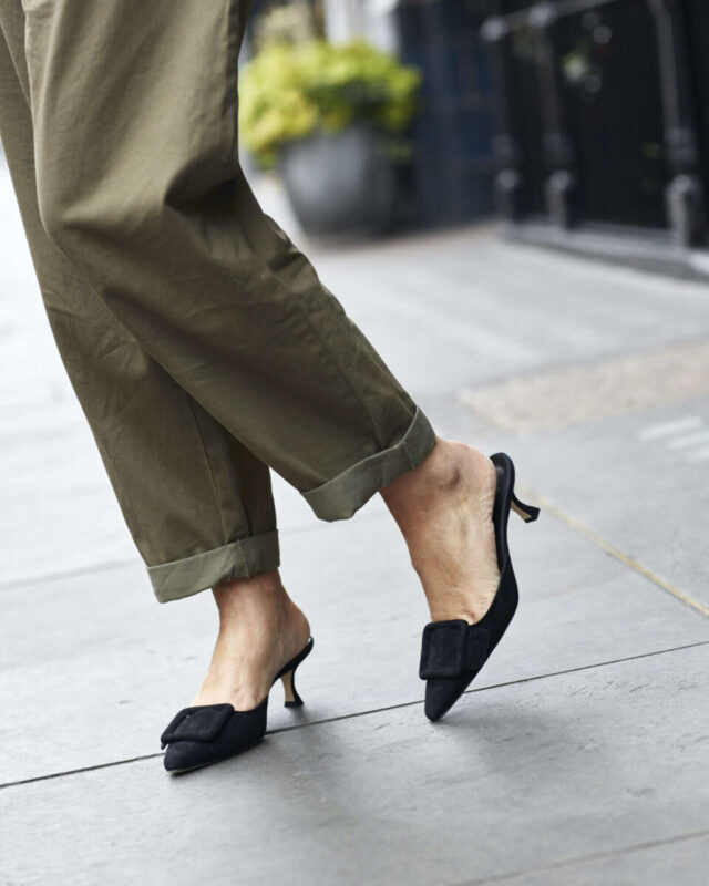 Manolo Blahnik on Net-a-Porter on Emma Rose Style