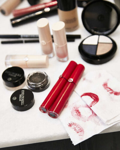 Armani Beauty Lip Maestro on Emma Rose Style