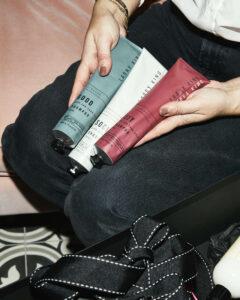 Larry King Shampoo on Emma Rose Style