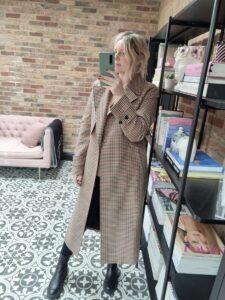 Joseph Coat on Emma Rose Style