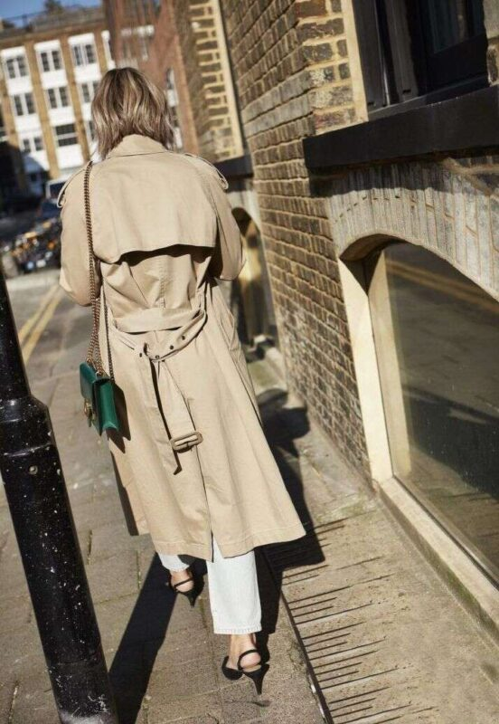 10 of the best Trench Coats Emma Rose Style