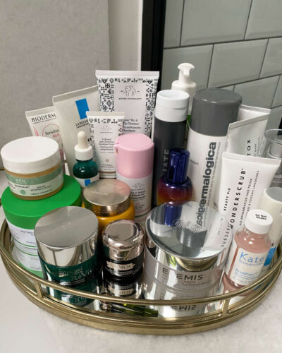 Skincare I love on Emma Rose Style