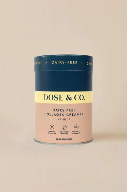 Dose & Co Collagen Creamer on Emma Rose Style