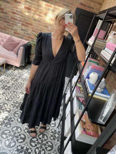 Black Dress Amazon Fashion on Emma Rose Style