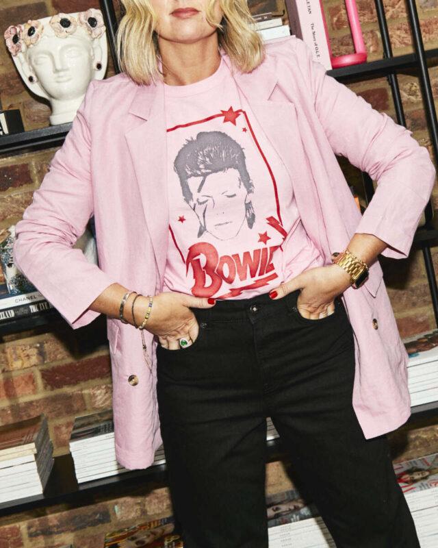 David Bowie Tee Amazon Fashion Emma Rose Style