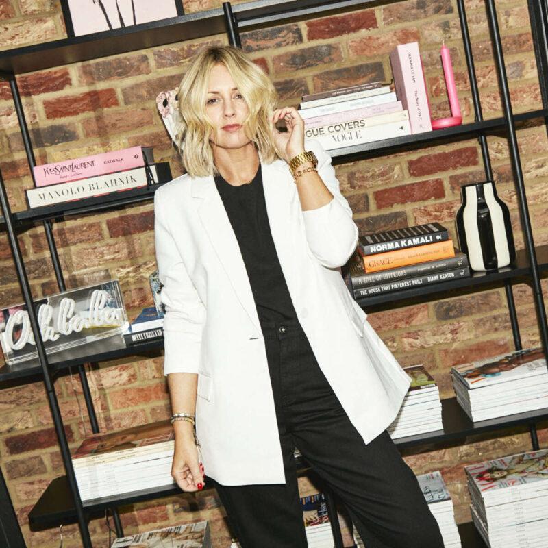 Amazon Fashion The Drop White Blazer Emma Rose Style