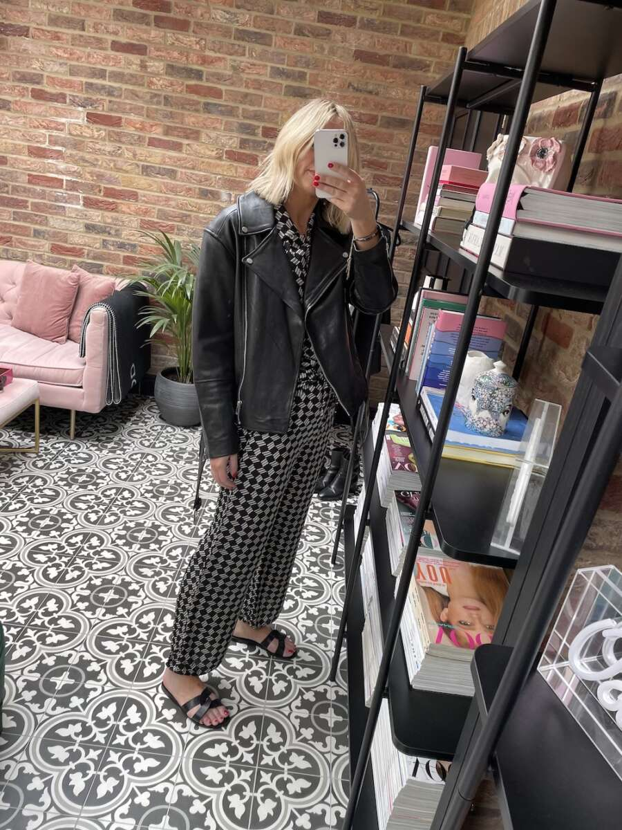 Arket Pyjama suit Emma Rose Style