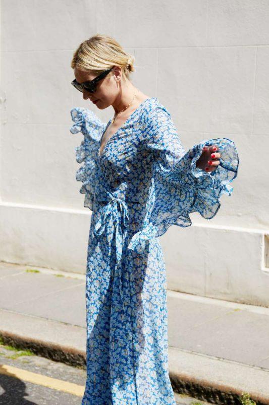 de la valli netaporter on Emma Rose Style