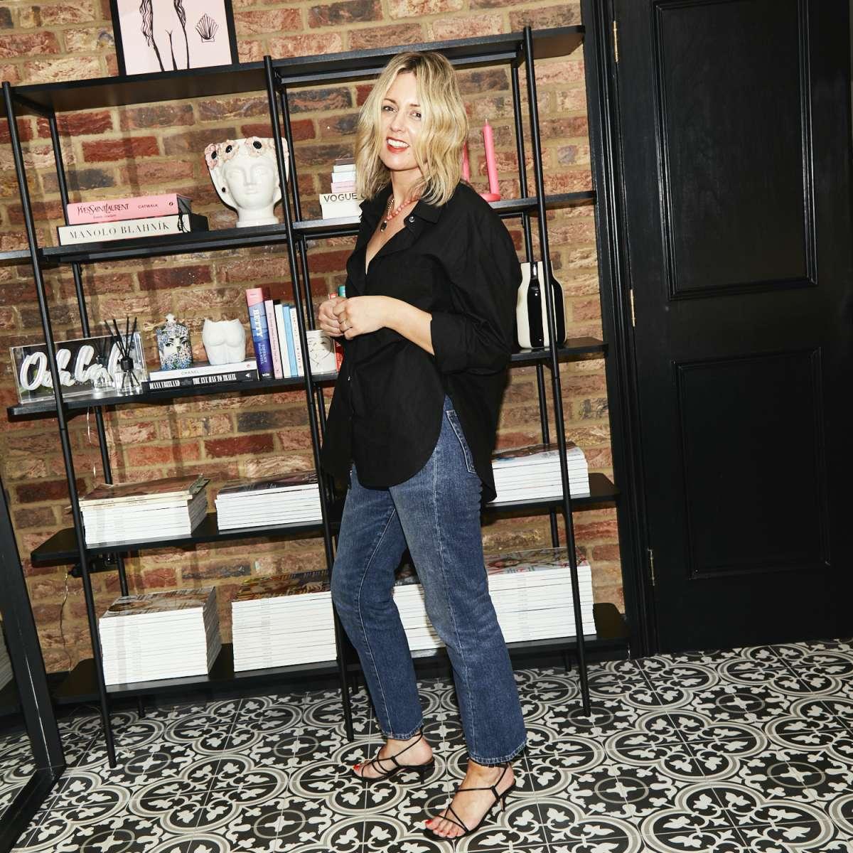 Denim Jeans Emma Rose Style