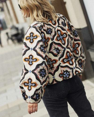 Ulla Johnson Jacket on Emma Rose Style
