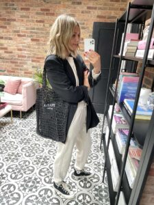 Airport Style on Emma Rose Style