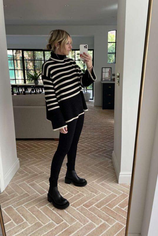 Emma Rose Style Toteme Leggings MyTheresa
